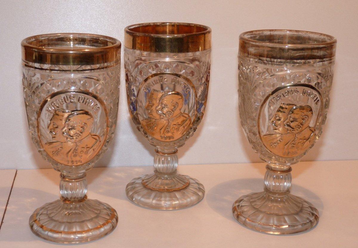 Nádherné skleničky / Viribus Unitis