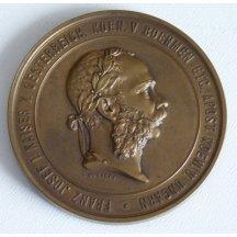 Medaile k 25. letému vládnímu jubileu