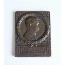 Bronzová plaketa