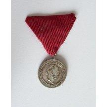 Stříbrný řád Františka Josefa I. ke 40. leté vládě