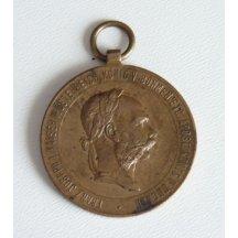 Kriegsmedaille - vojenská medaile