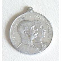 Stříbrná medaile / císaři