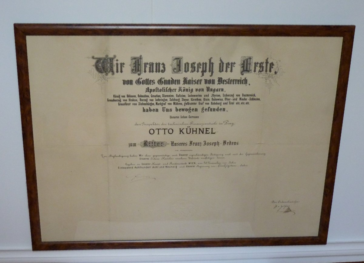 Otto Kuhnel