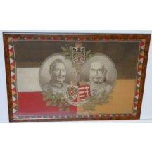 Franz Joseph and Wilhelm - scarf