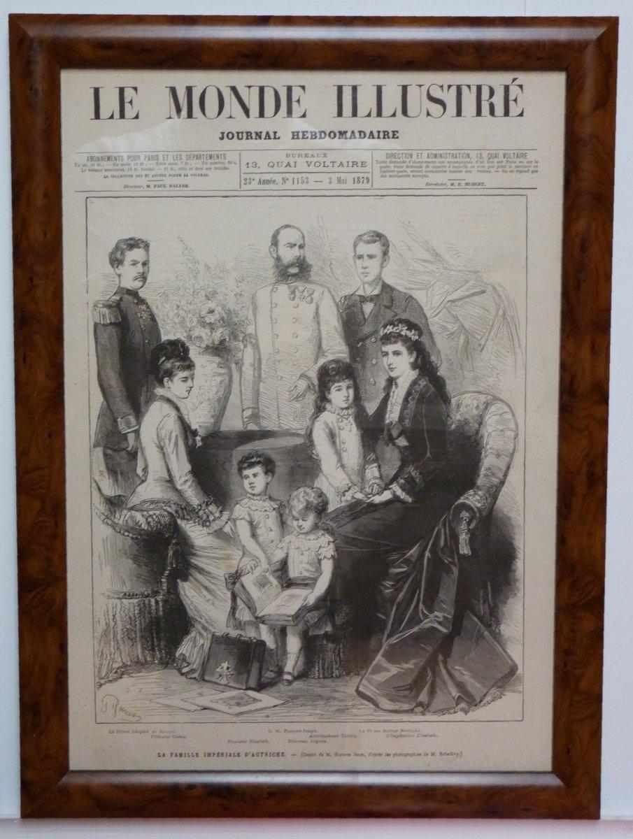 Rodina Franz Josefa I.
