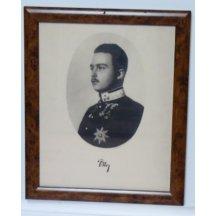 Syn císaře a krále Karla I. arcivévoda Dr. Otto Habsburg - Lothringen