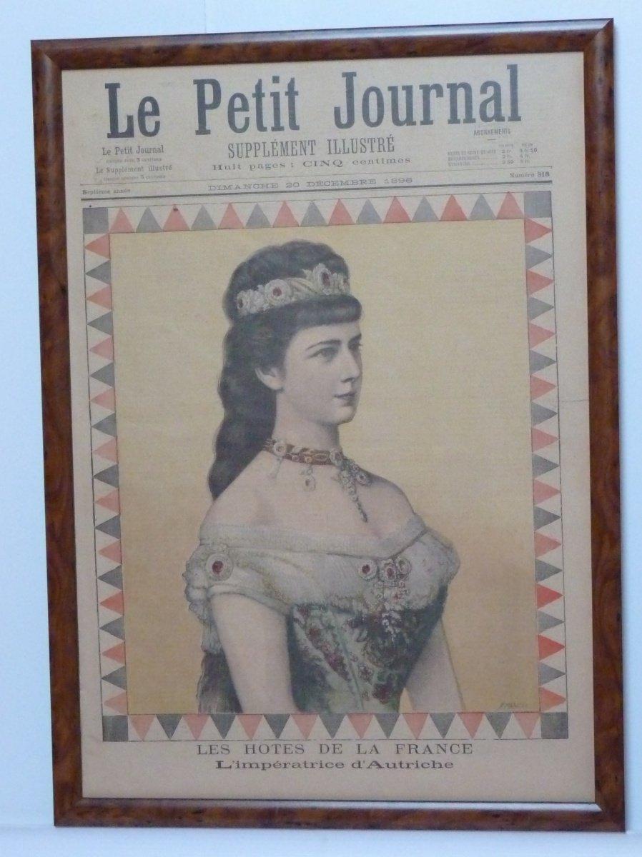 Empress Elisabeth ( Sissi )