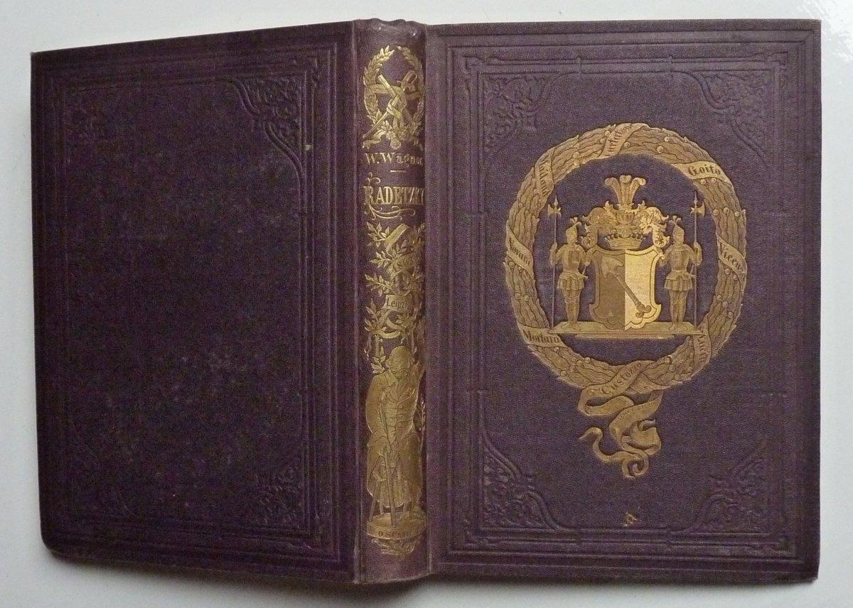 Book about feldmarschall Radetzky