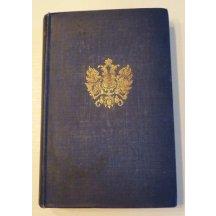 Životopisná kniha o císaři Franz Josefovi