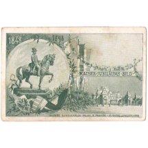 Císař Franz Josef I. na koni