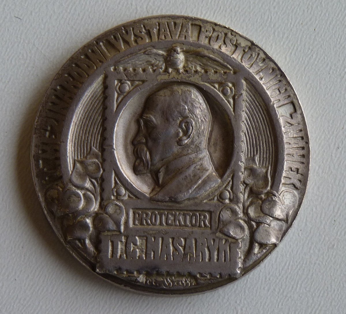 Coins T. G. Masaryk