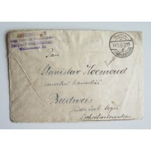 Dopis z inflačního období Německa, 24