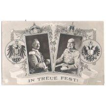 Franz Joseph and Wilhelm - In Treue Fest
