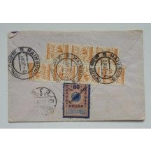 franking stamps + revenue