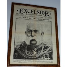 Newspapers EXCELSIOR with the theme of