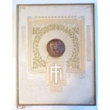 Kniha o císaři - Franz Josef I. ... pouze litografie / v české verzi
