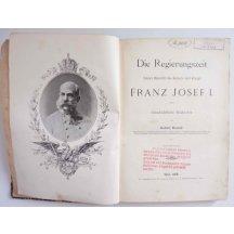 Kniha o době vládnutí Františka Josefa