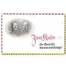 Postcard - ANTIKAISER