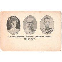 Postcard - Franz Joseph