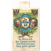 císař František Josef a Wilhelm