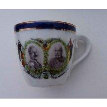 Společný portrét císařů - 1914 / společně v boji