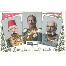 Large set of postcards - Franz Joseph and his family, extra
