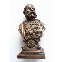 Busta císaře Františka Josefa