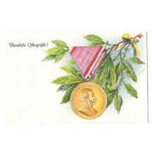 Medal of Franz Joseph for cordial merits