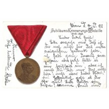 Franz Joseph's honour for bravery