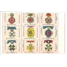 Honours: Greece , Great Britain , France , Zanzibar , Japan , Hawai