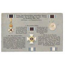 Honour of Max Joseph , Sanitary honour and Medal for merits