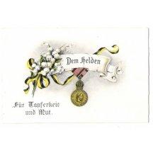 Yellow medal of Franz Joseph , Signum Laudis