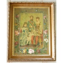 The image of the family of Emperor