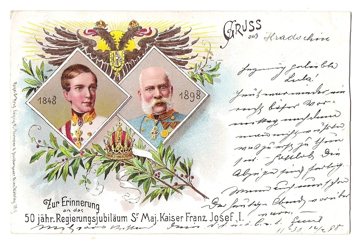 jubilee years 1848 and 1898