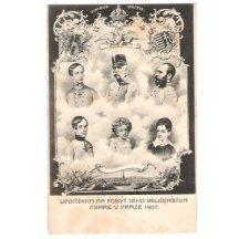 Portréty císaře Franz Josefa