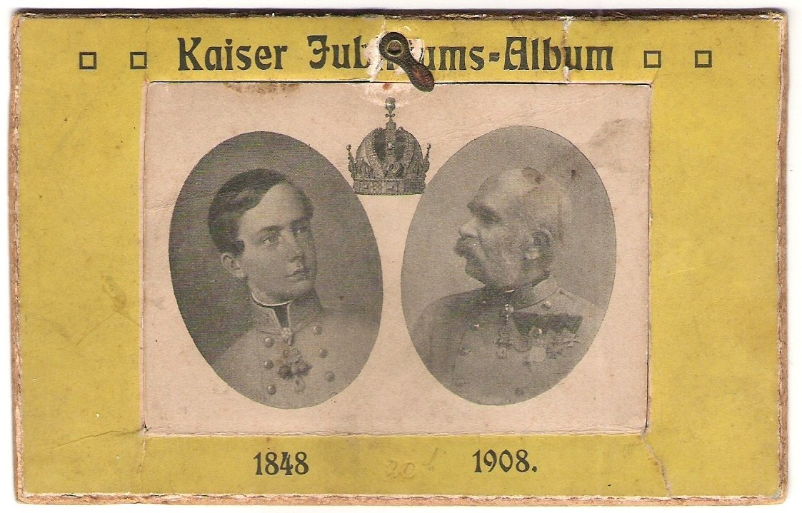 Folder - portraits of Franz Joseph , 1848 - 1908