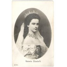 Young empress Elisabeth