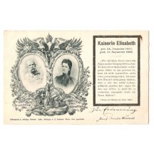 František Josef a Elisabeth