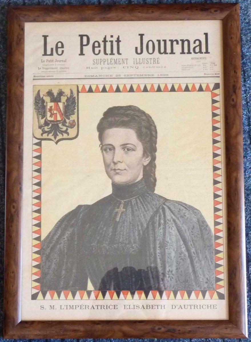 Elisabeta - kompletní vydání novin