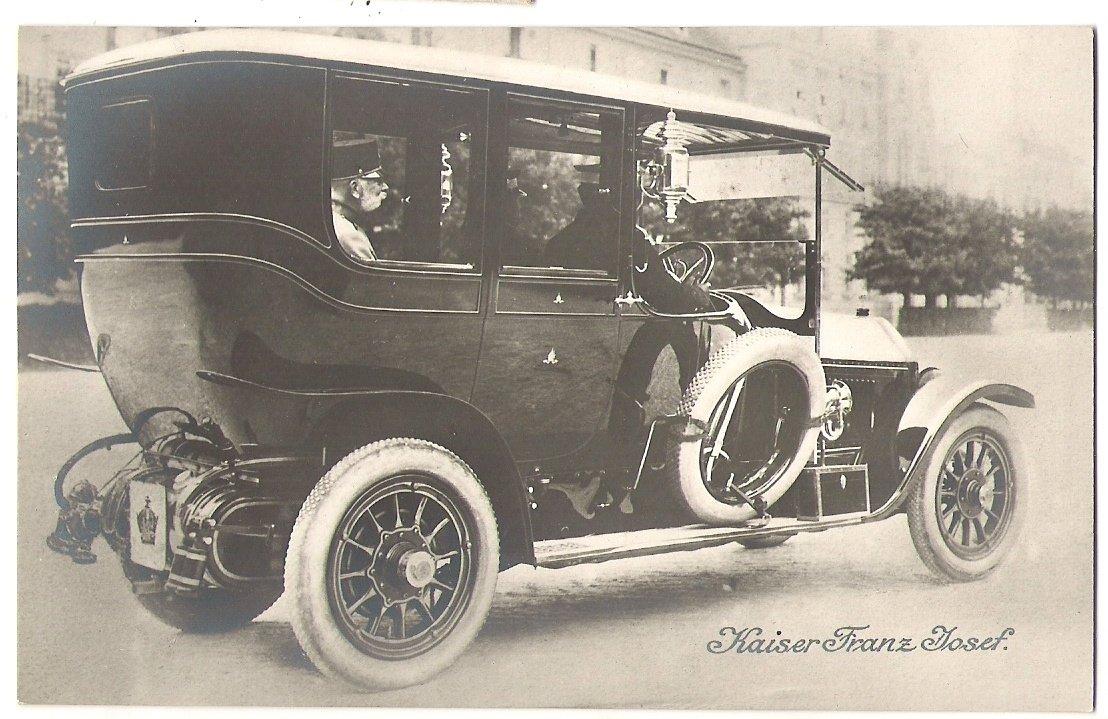 Franz Joseph's car