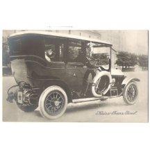 Automobil císaře Franz Josefa
