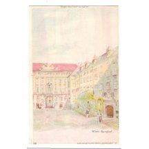 Vídeň - Burghof