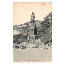 Karlovy Vary, Franz Joseph, socha