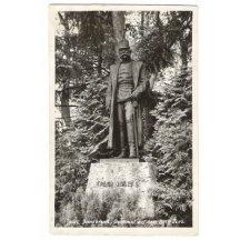 Socha Františka Josefa v životní velikosti, Innsbruck