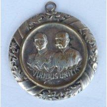 Jednostranná medaile FJI a WII