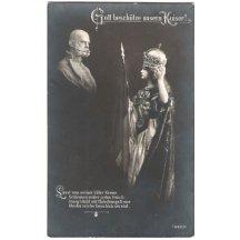 Bože ochraňuj našeho císaře Franz Josefa