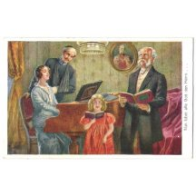 Franz Joseph and singing family