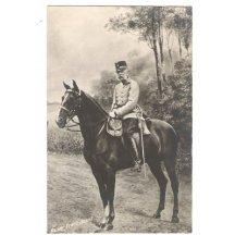Franz Josef na koni