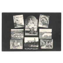 Hrad Konopiště s rodinou Franz Ferdinanda