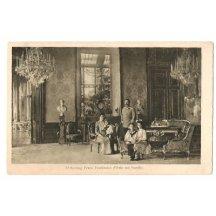 Franz Ferdinand ďEste s rodinou